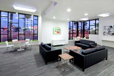Long Beach and Burnett Apartments interior view6